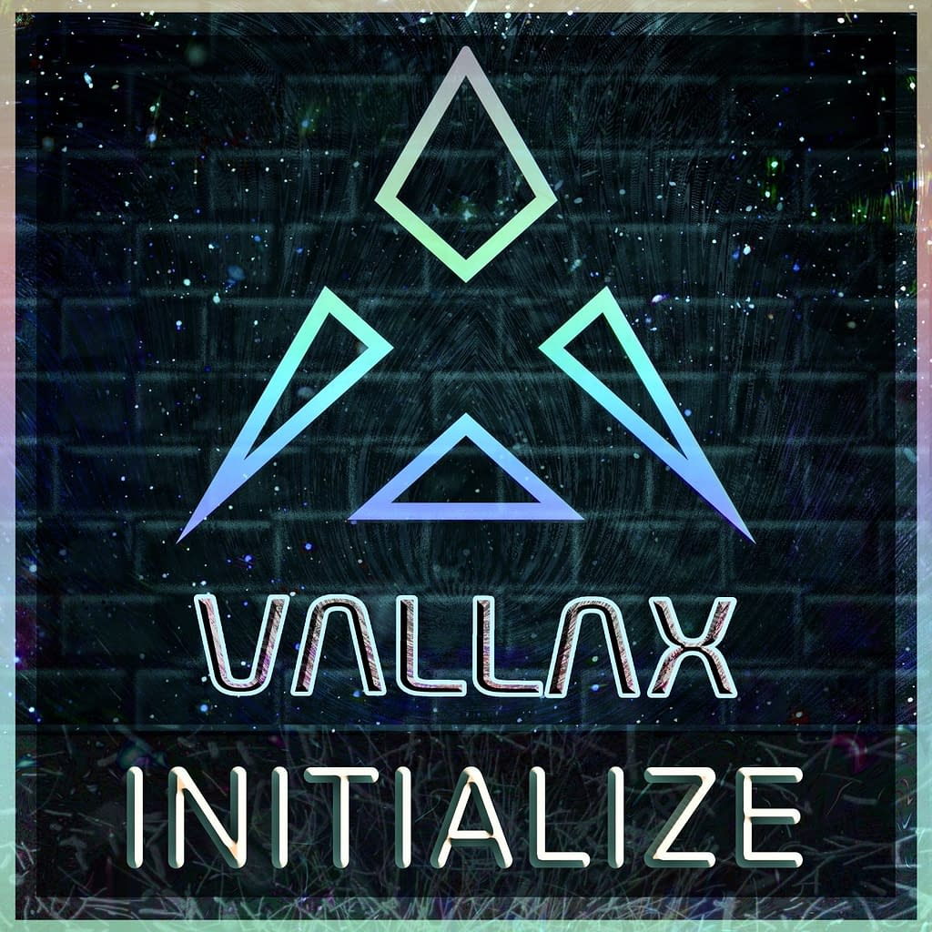 Initialize - Graphics - Cover for Initialize