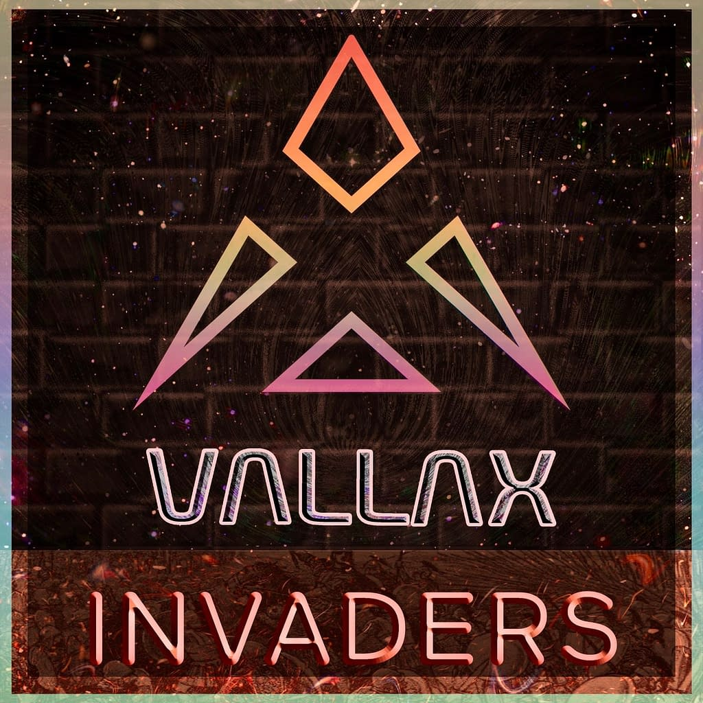 Invaders - Graphics - Cover for Invaders