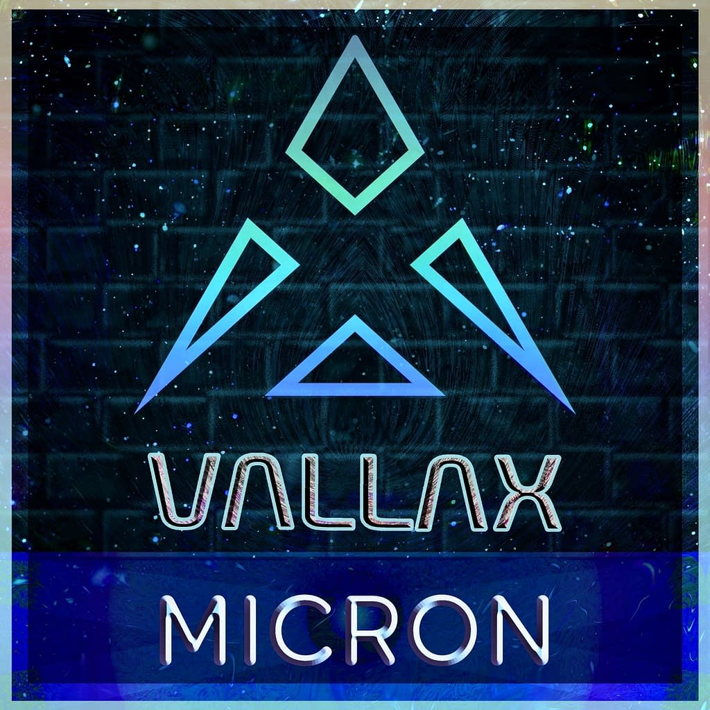 Micron - Graphics - Cover for Micron