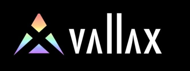 Vallax logo horizontal - Graphics - Higher quality version of my horizontal logo used for the website menu and other locations.
